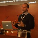 IRCAD, Στρασβούργο, ομιλία για την εν τω βάθει ενδομητρίωση. 2015